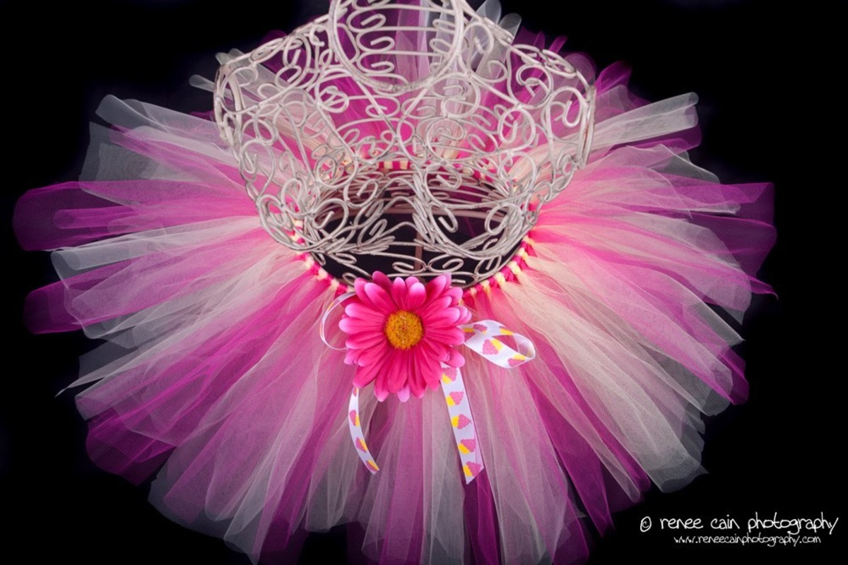 Couture Collection Tutu.