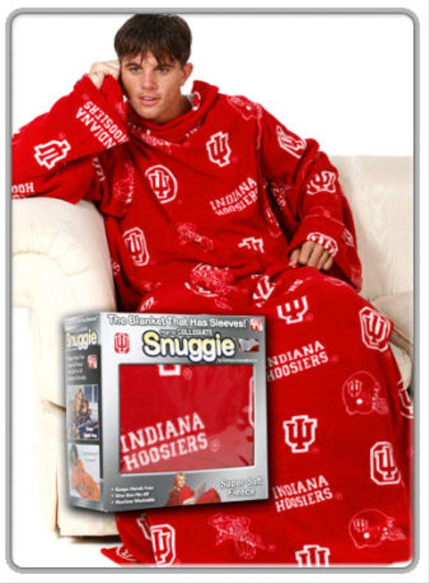 Indiana Snuggie