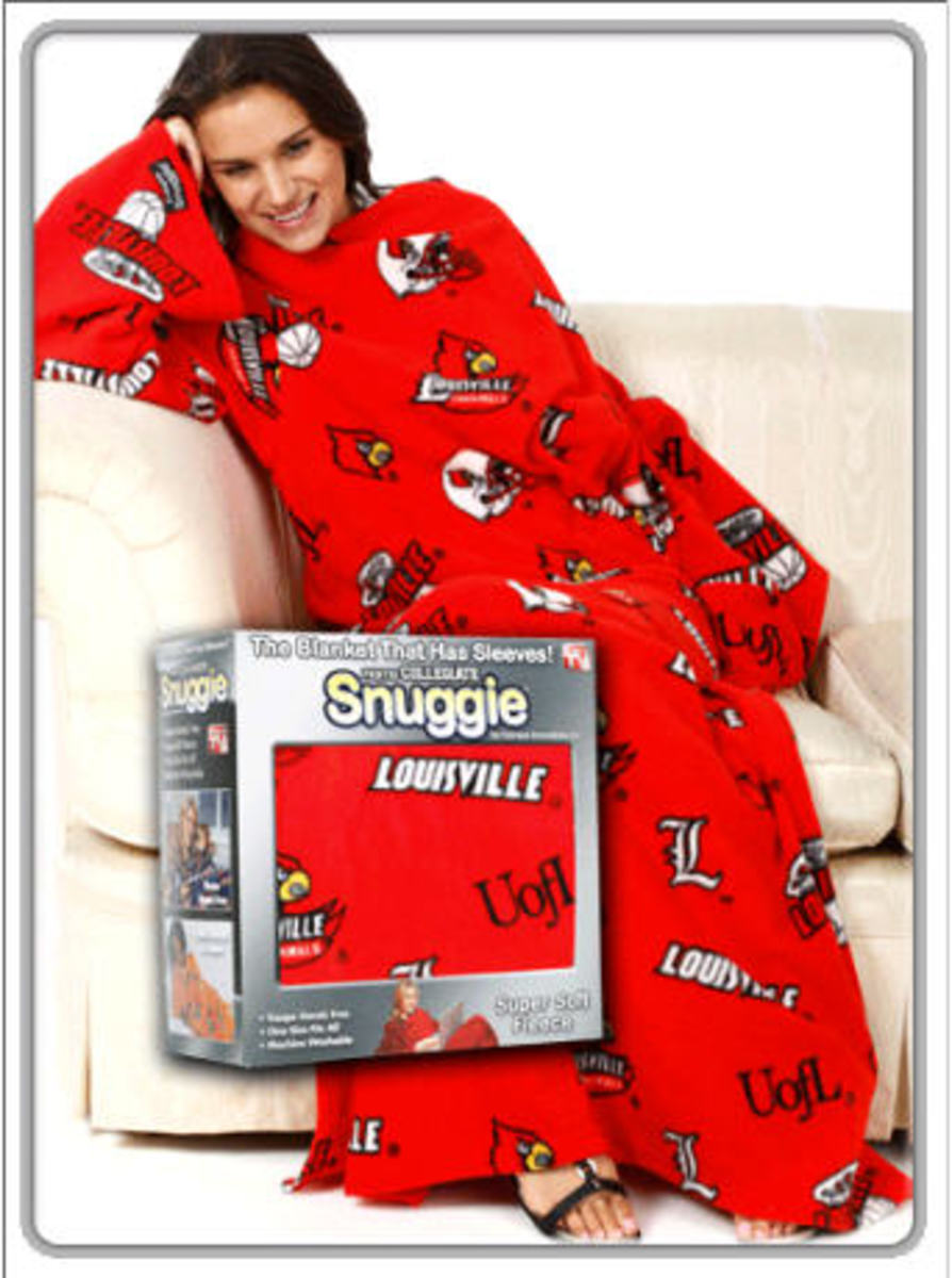 Louisville Snuggie - U of L