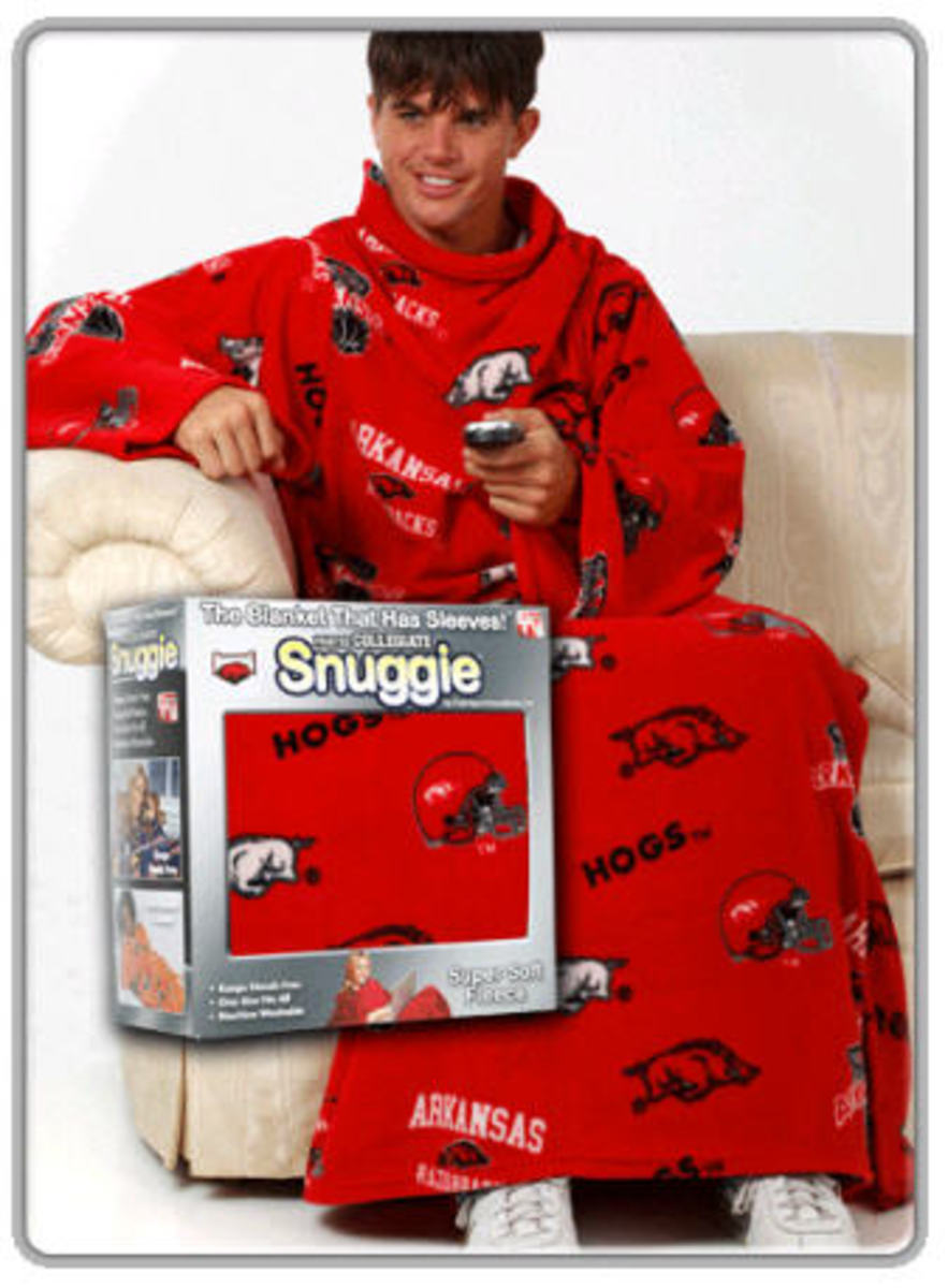 Arkansas Snuggie
