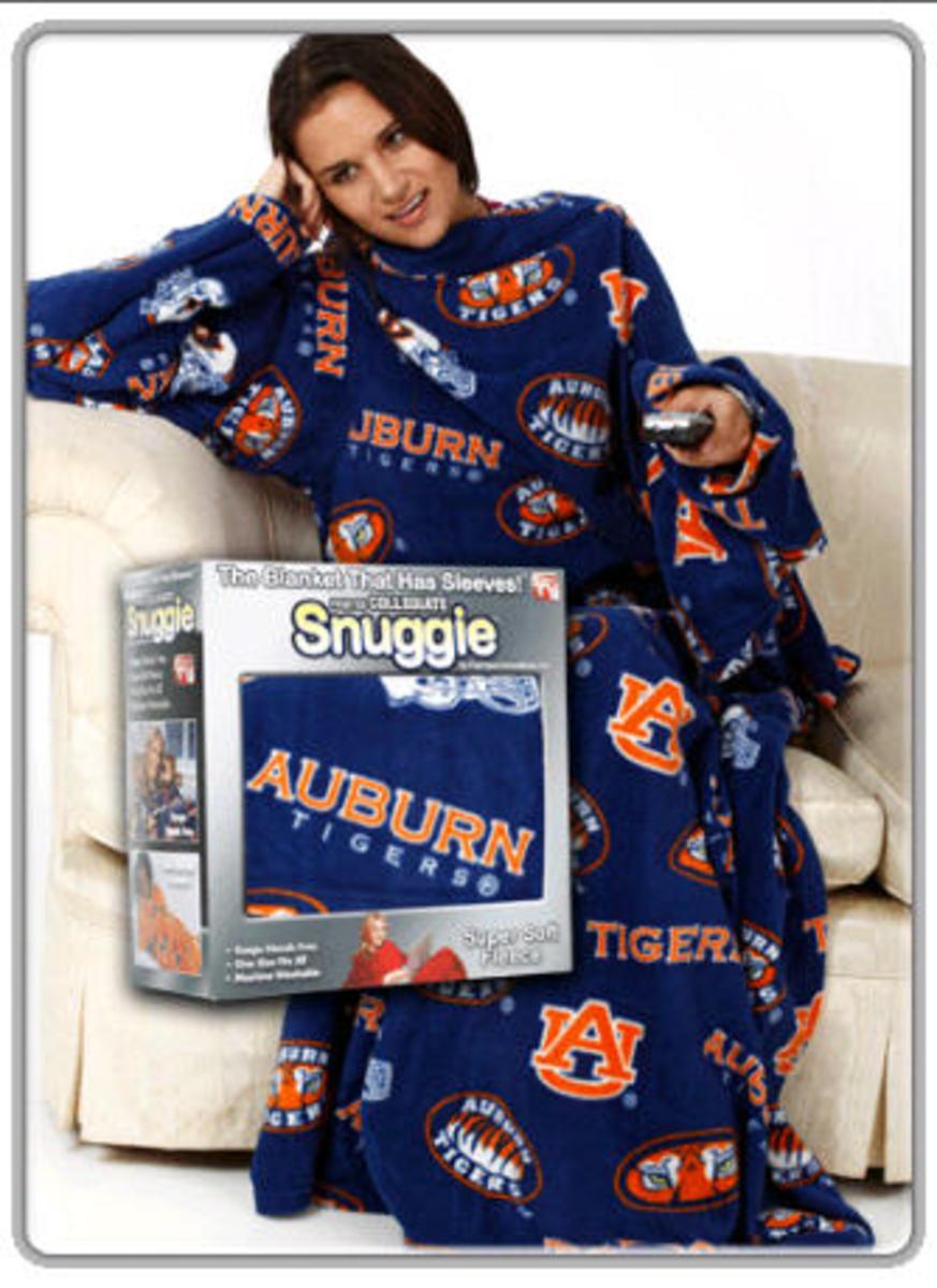 Auburn Snuggie