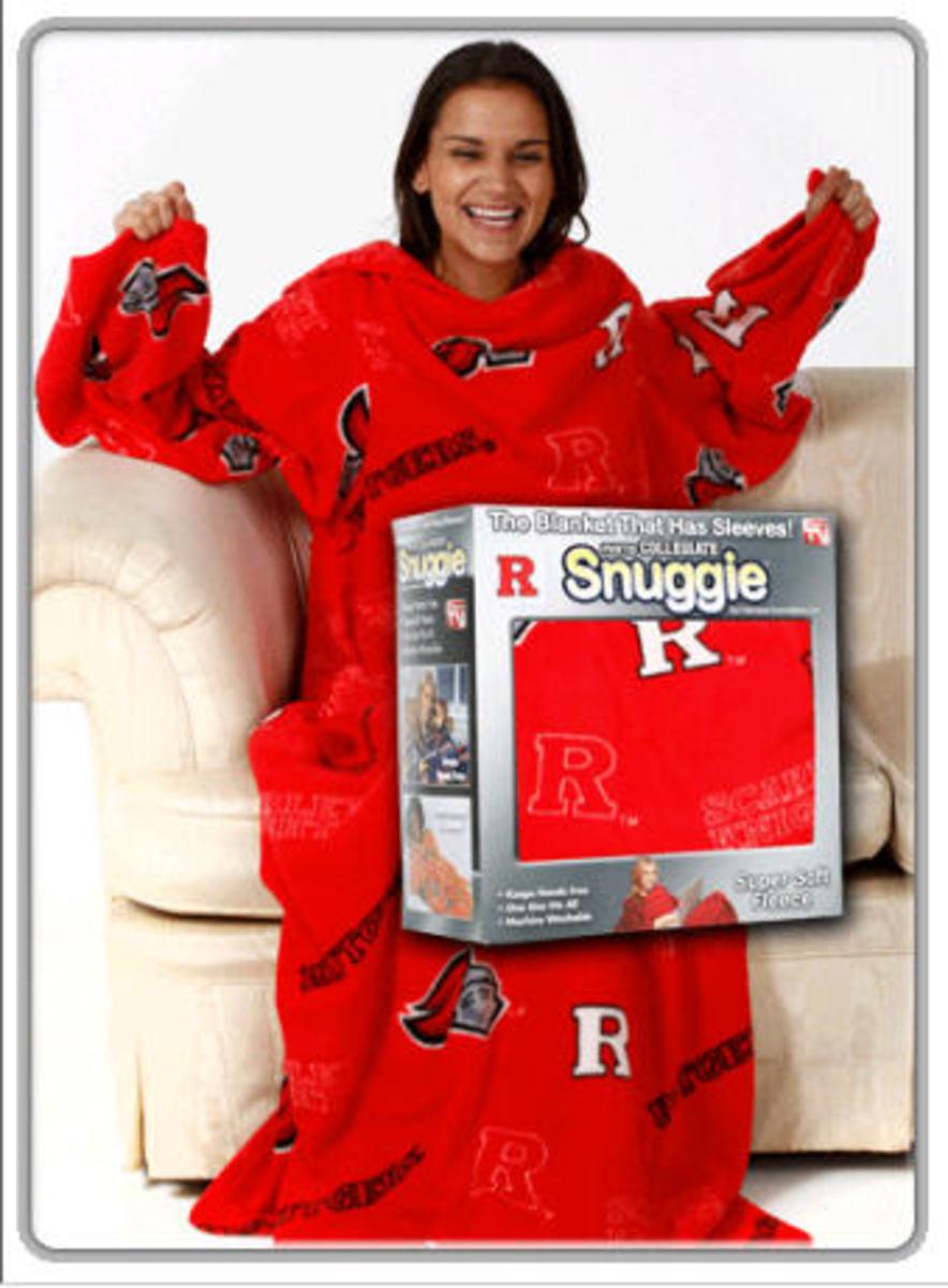 Rutgers Snuggie