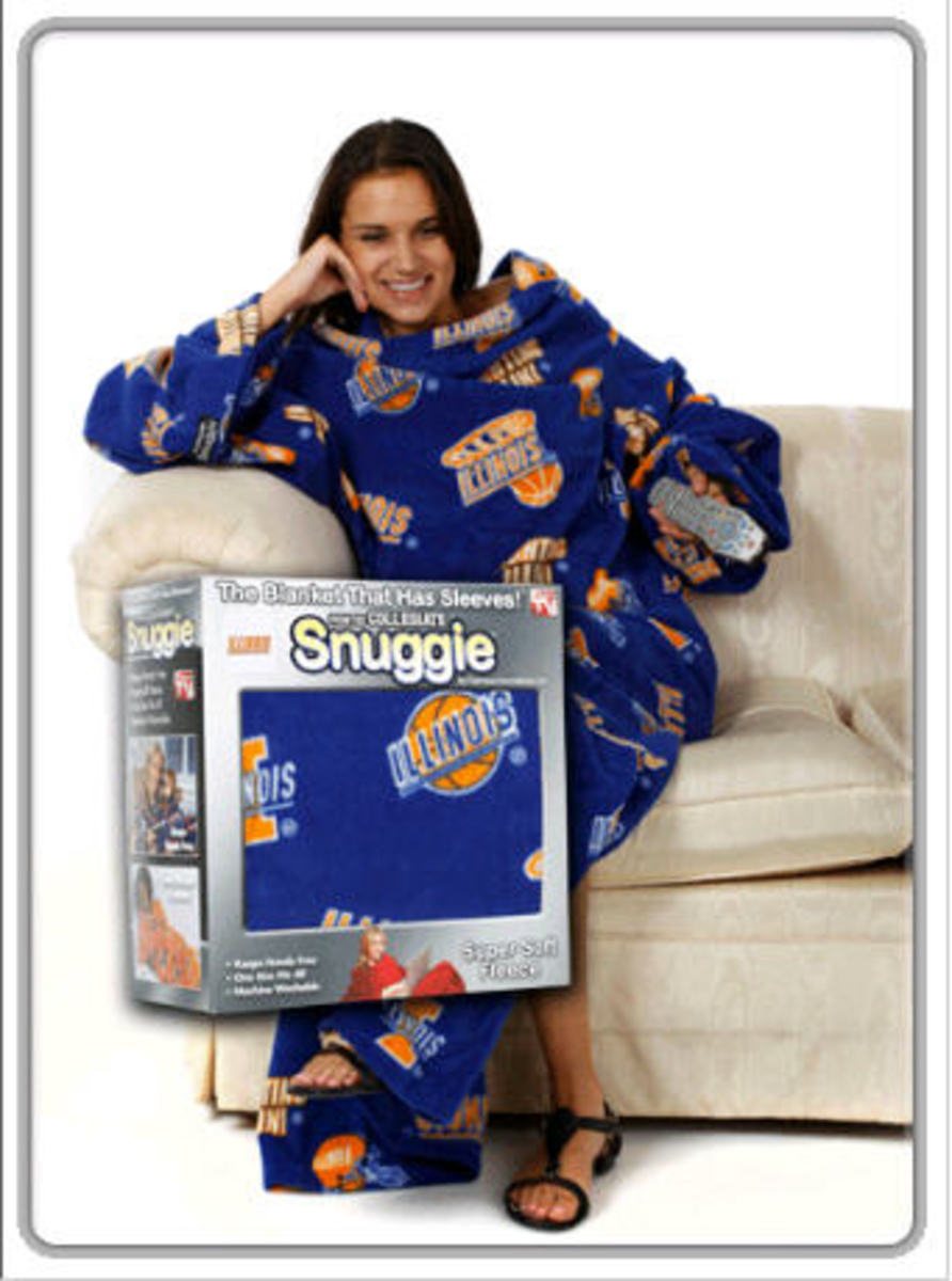 University of Illinois Snuggie