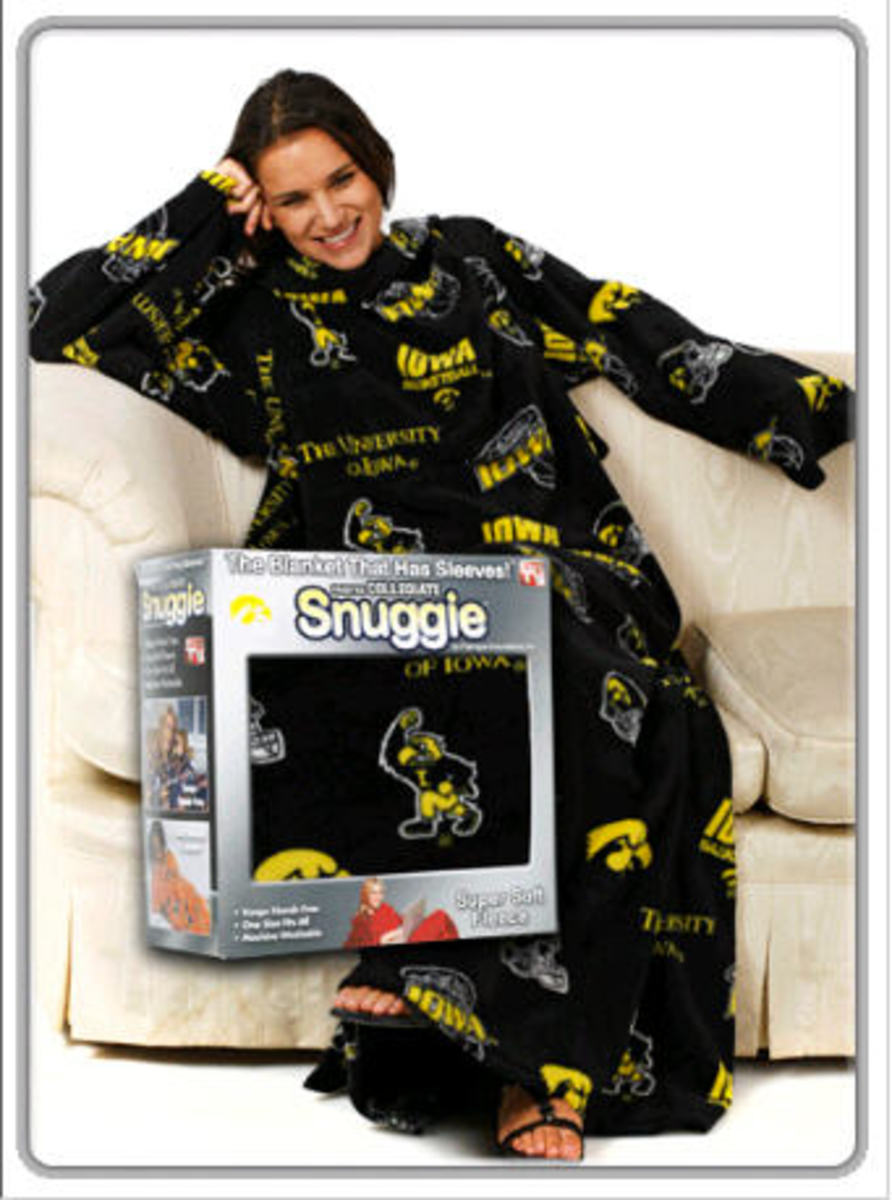 University of Iowa Snuggies