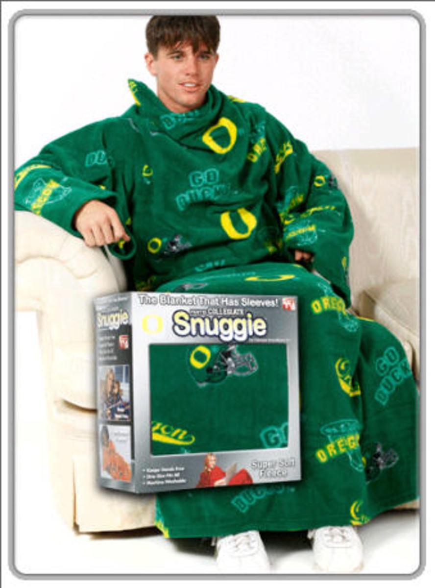 Oregon Snuggie