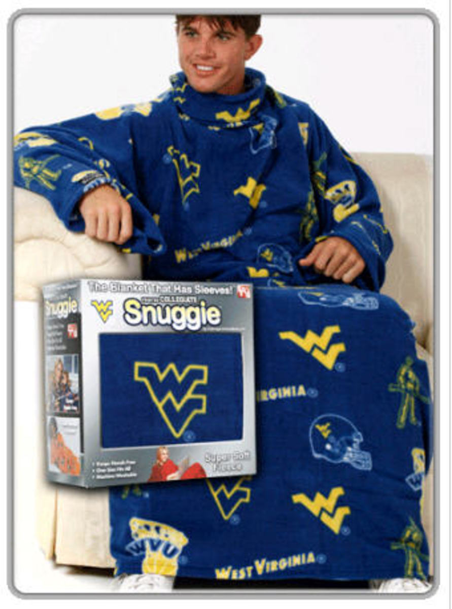 West Virginia Snuggie