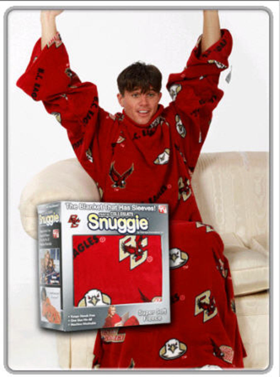 Boston College Snuggie