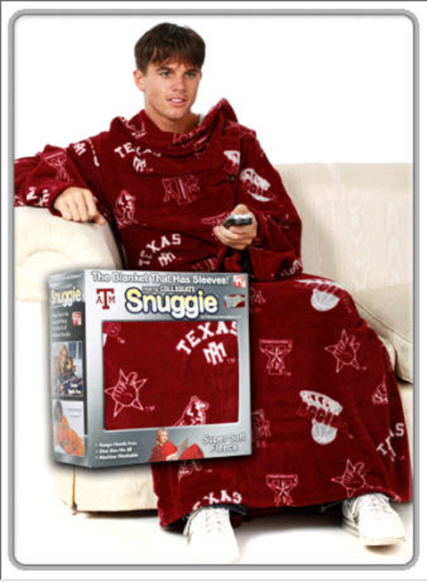 Texas A&M Snuggie