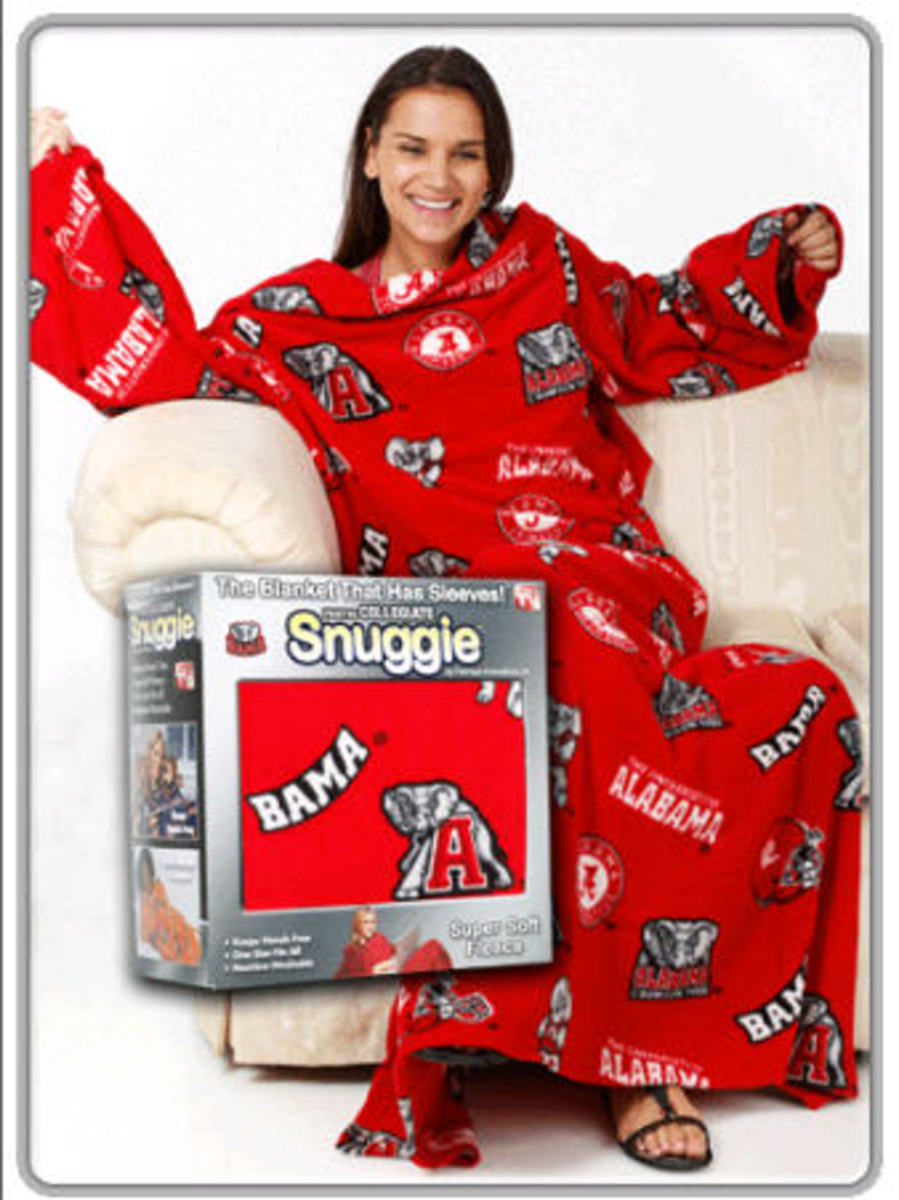 University of Alabama Snuggie