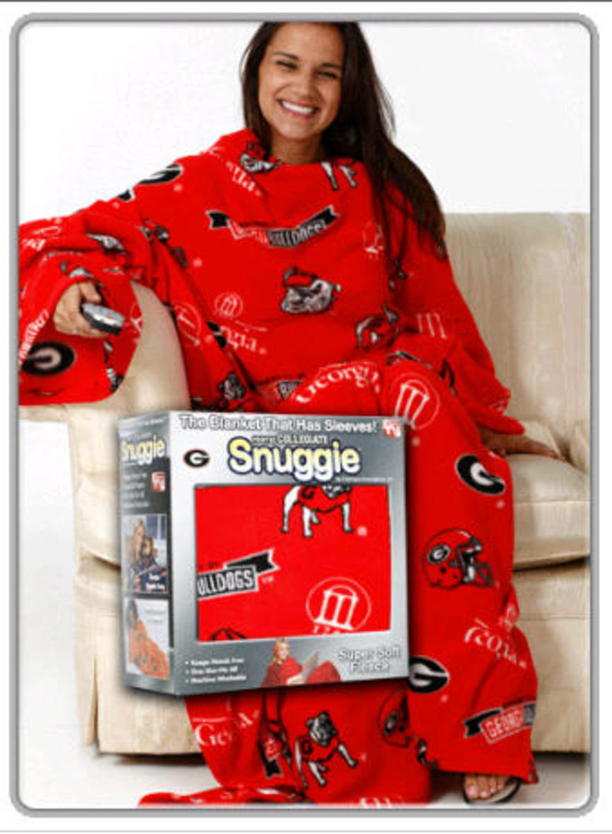 University of Georgia Snuggie