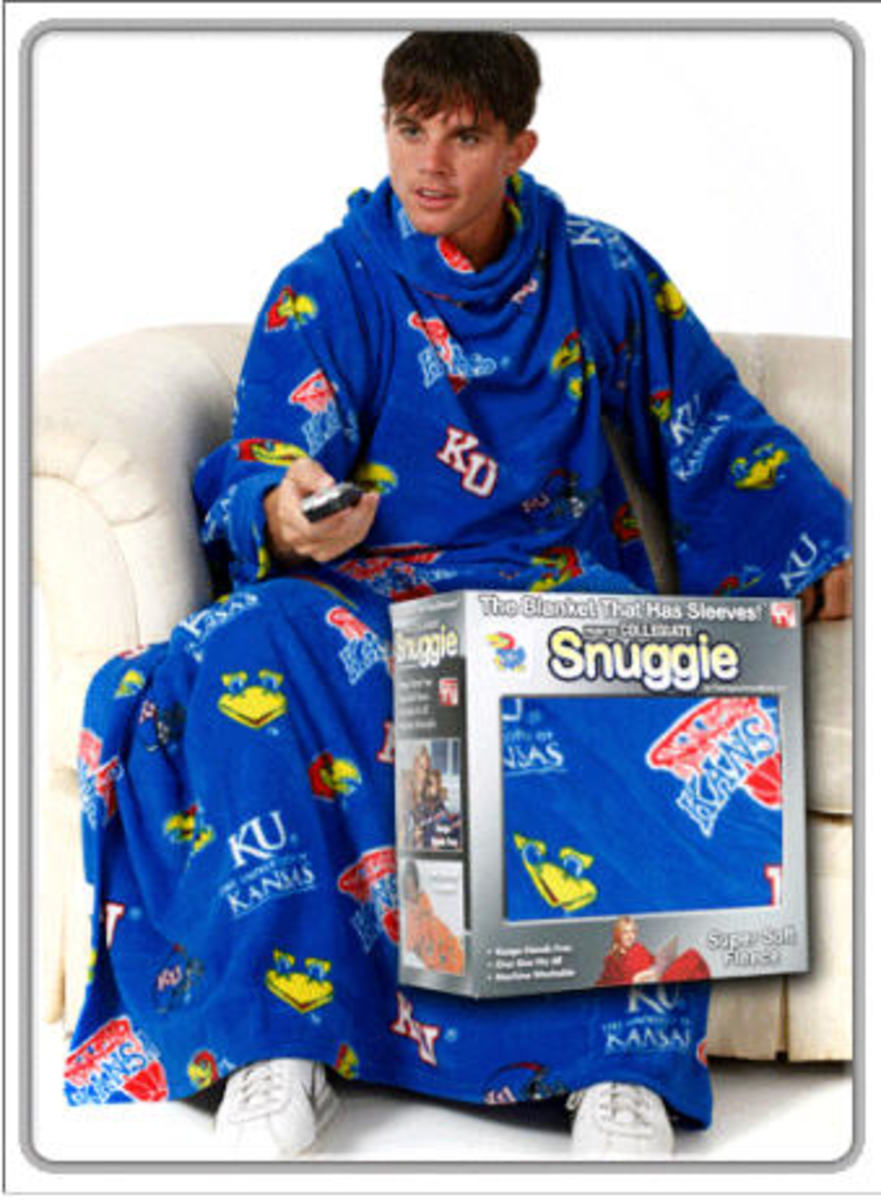 University of Kansas Snuggie