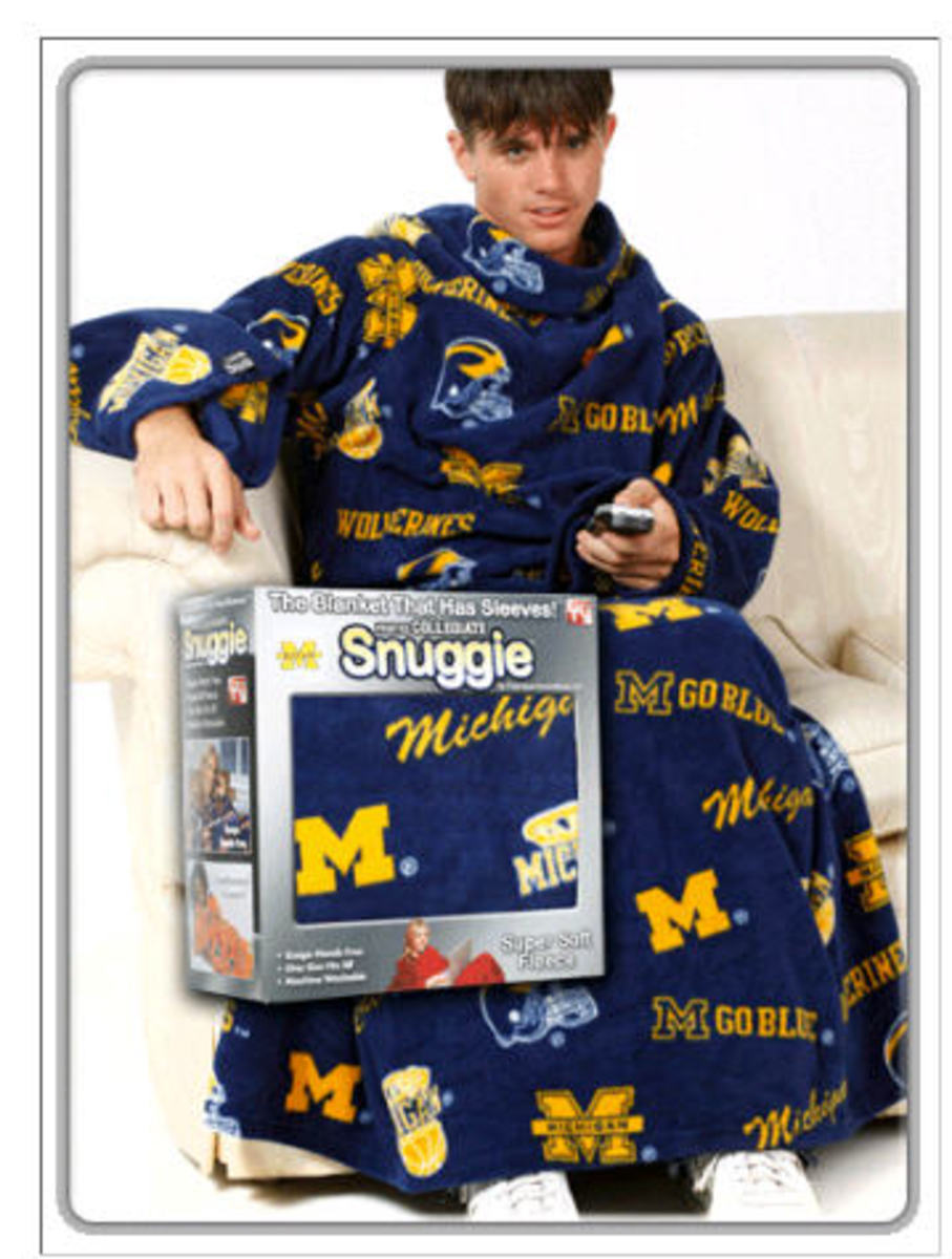 University of Michigan Snuggie