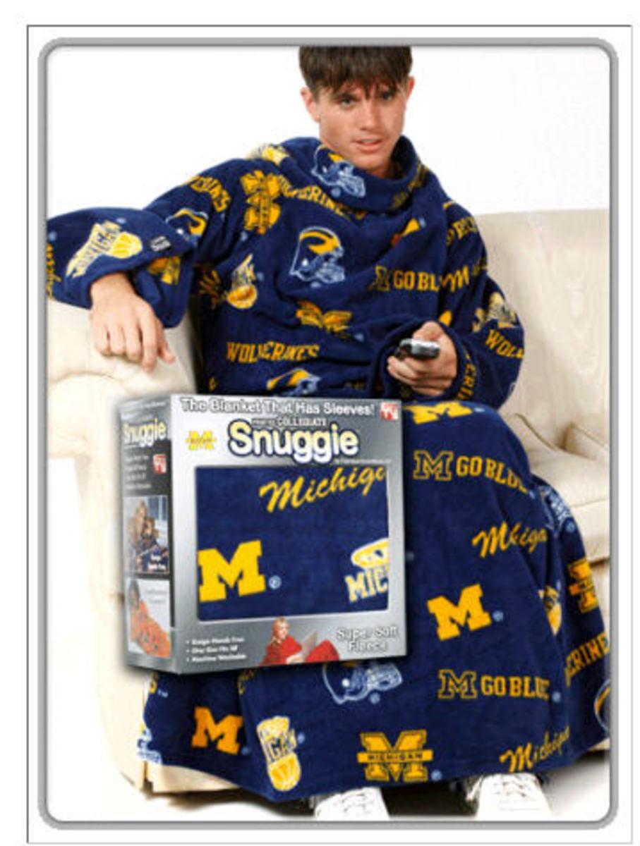 University of Michigan Snuggie