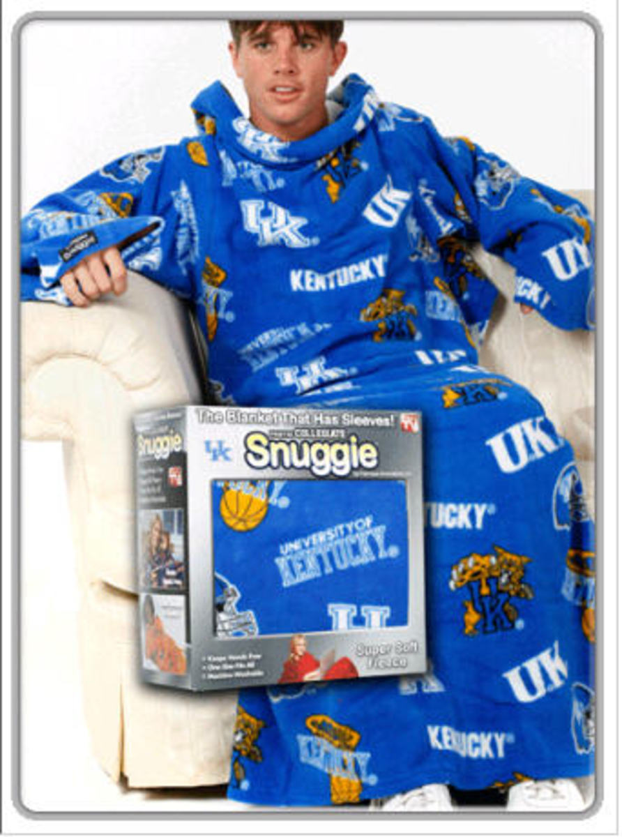 Kentucky Snuggie