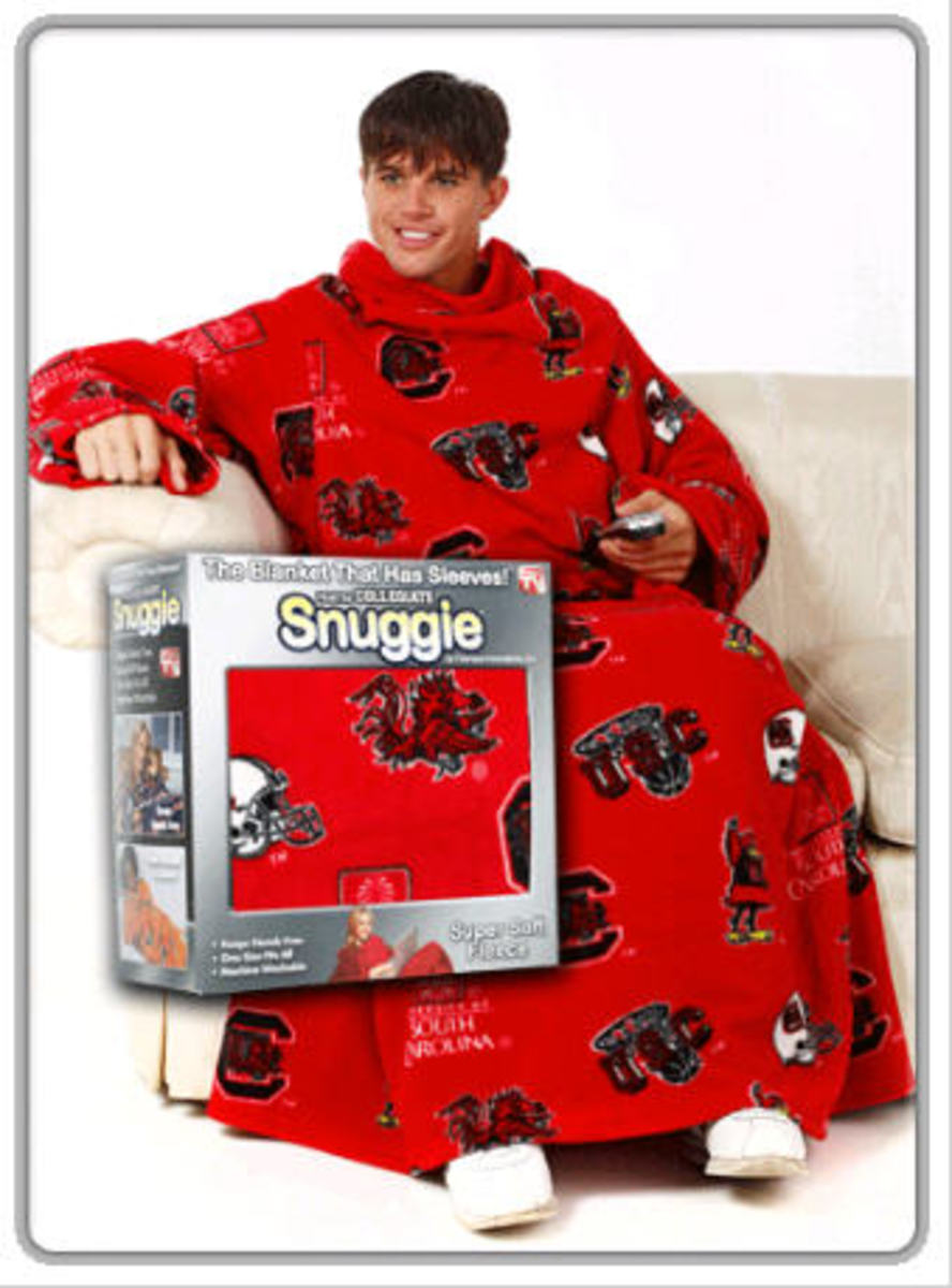 South Carolina Snuggie