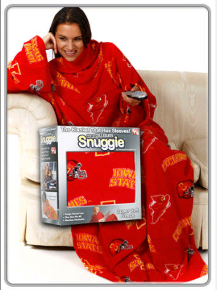 Iowa State Snuggie