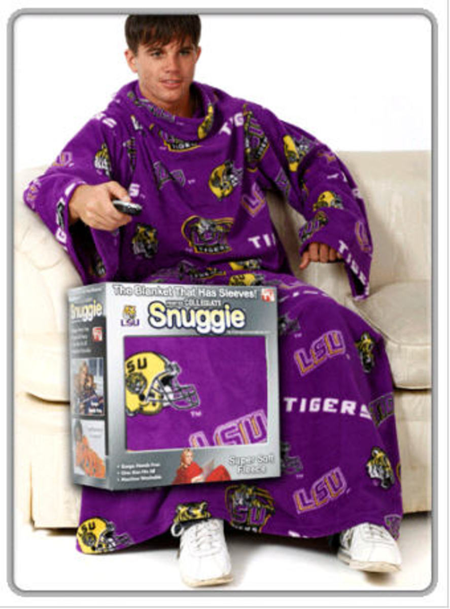 LSU Snuggie