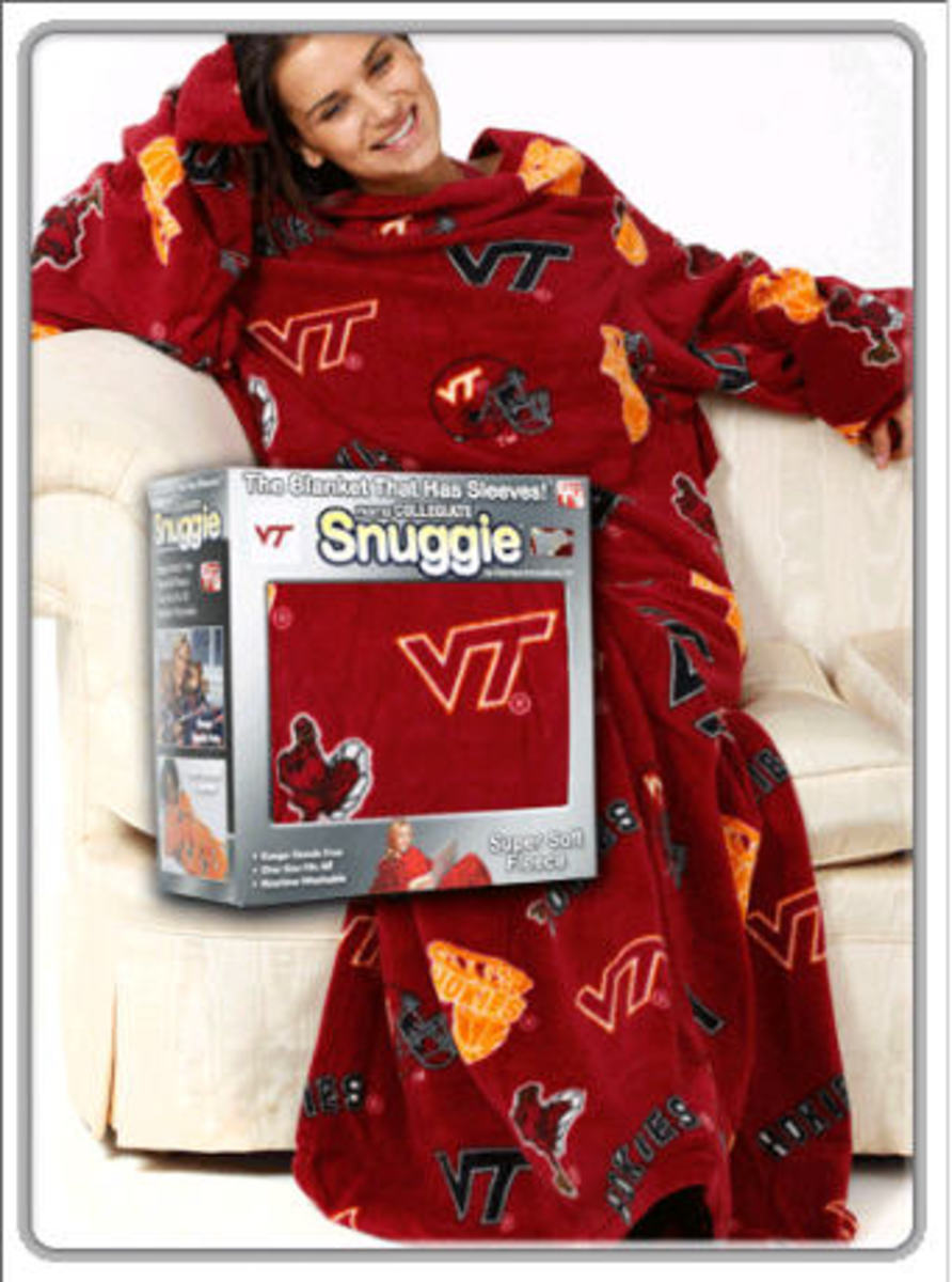Virginia Tech Snuggie