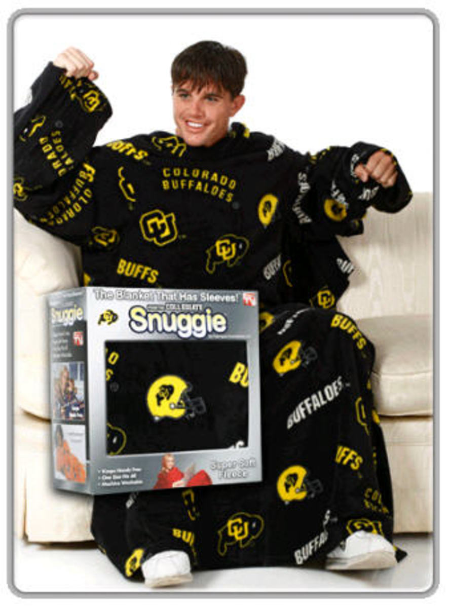 University of Colorado Snuggie