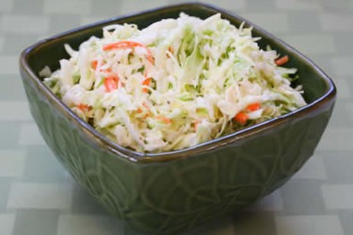 Cabbage is still one of the best buys ever in the supermarket and there are so many wonderful things you can do with slaw.