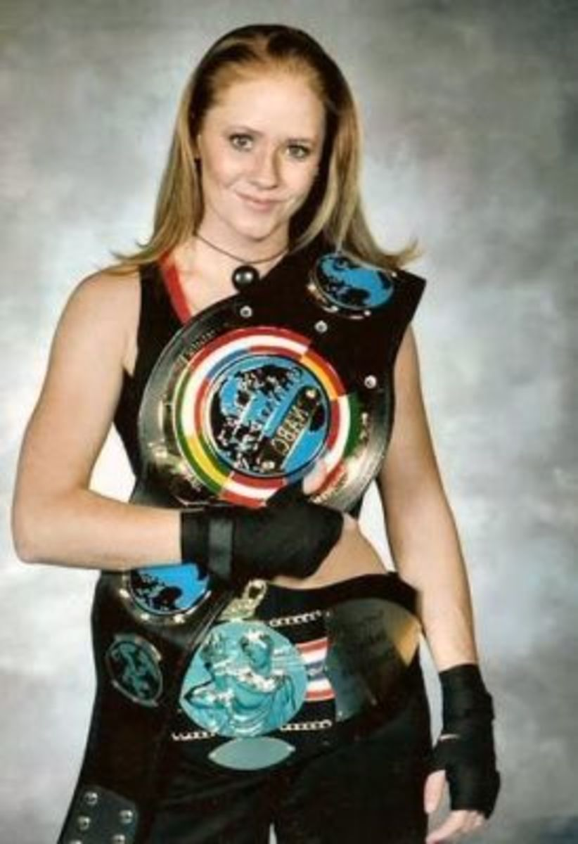 Kristy Follmar - Female Boxers