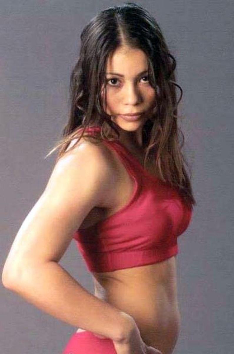 Melinda Cooper - Female Boxer