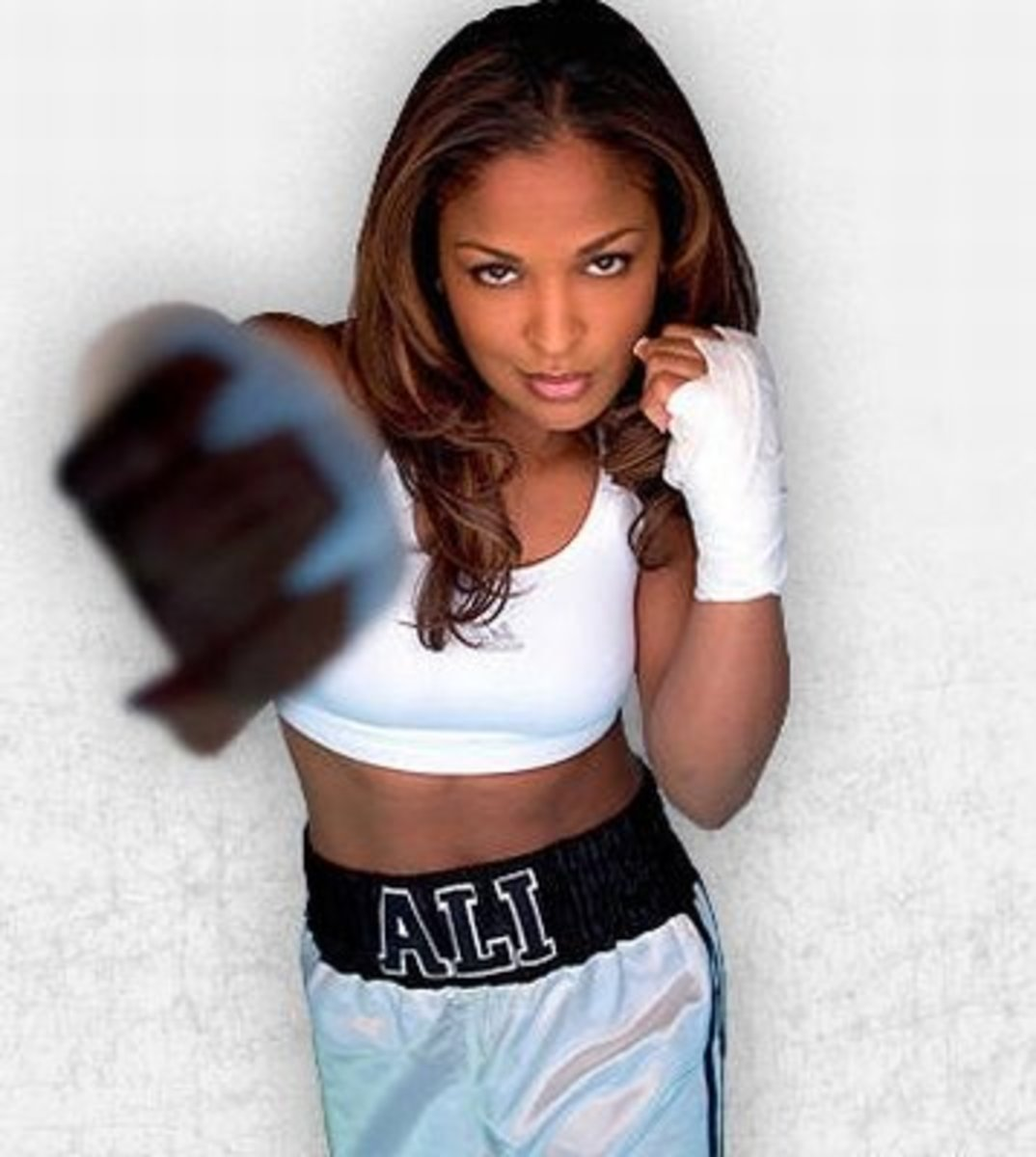 Laila Ali - Female Boxers