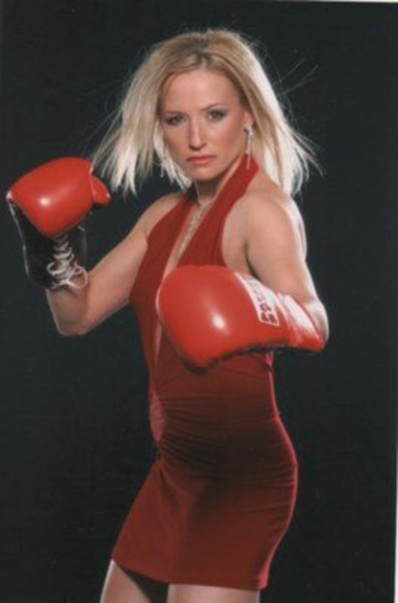 Daisy Lang - Female Boxers