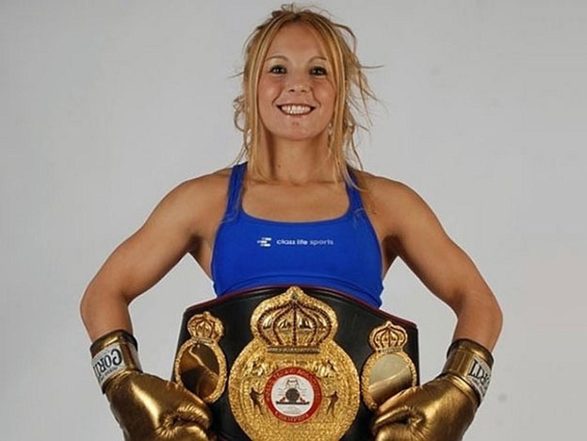 Yesica Bopp - Female Boxers