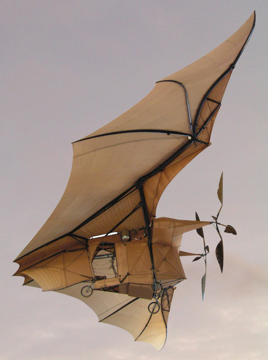 Avion III