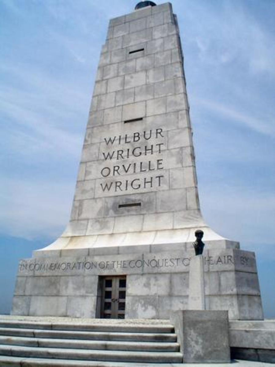 The Wright Brother's Memorial