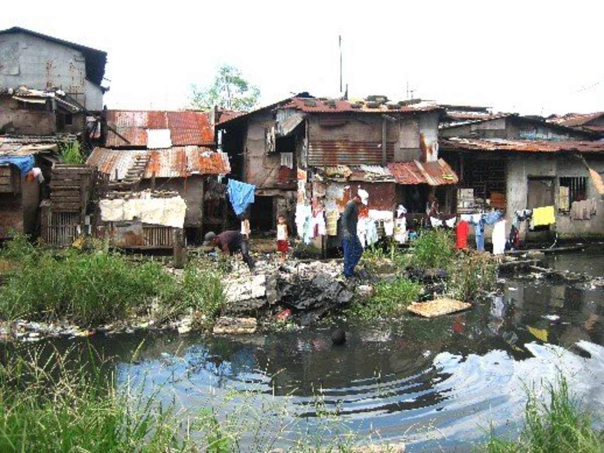Nigerian Slums: Whither Nira?