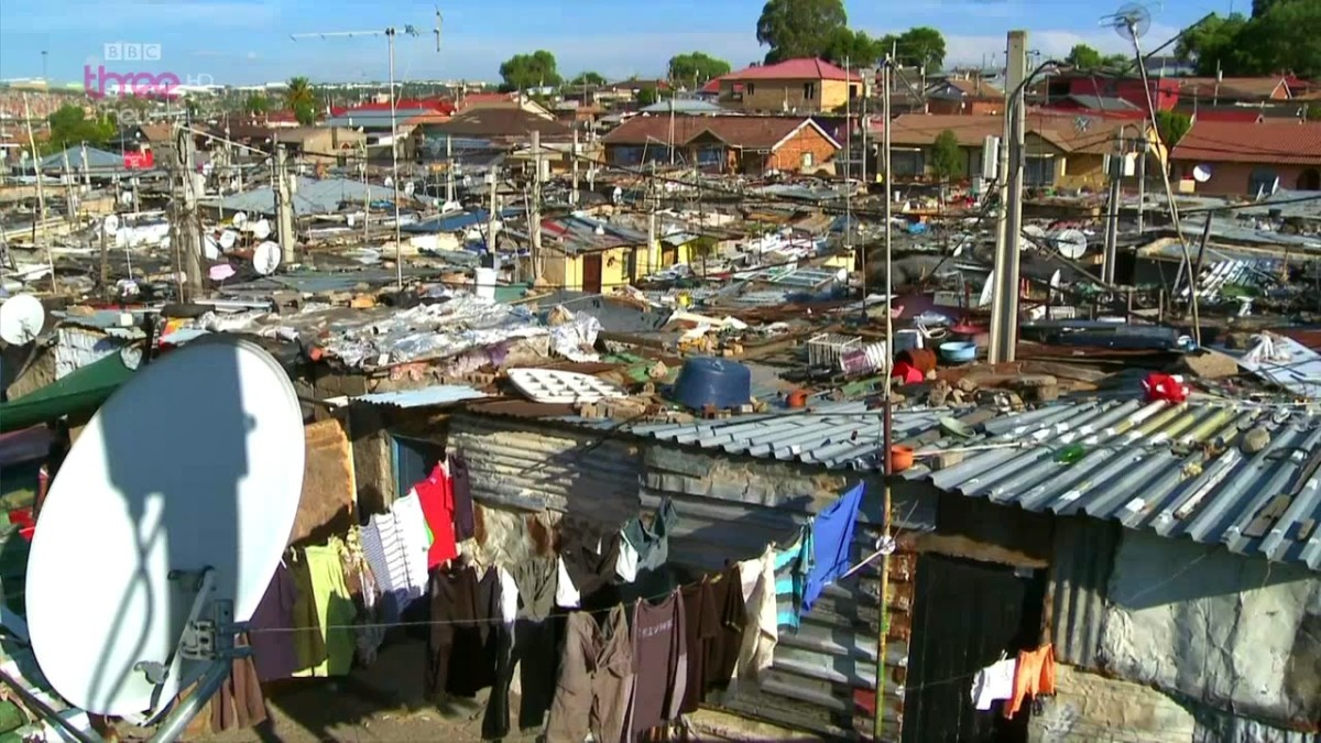 Statistics South Africa claims that nearly 16 million black people still live in poverty here.