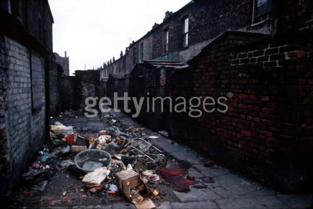 Manchester, England 1970