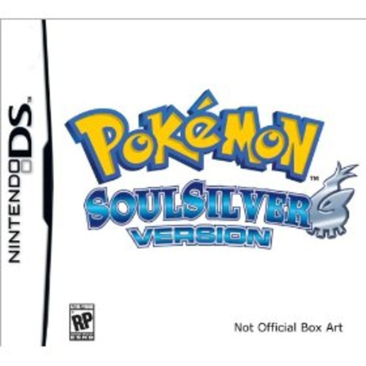 Pokemon Soul Silver DSi Games
