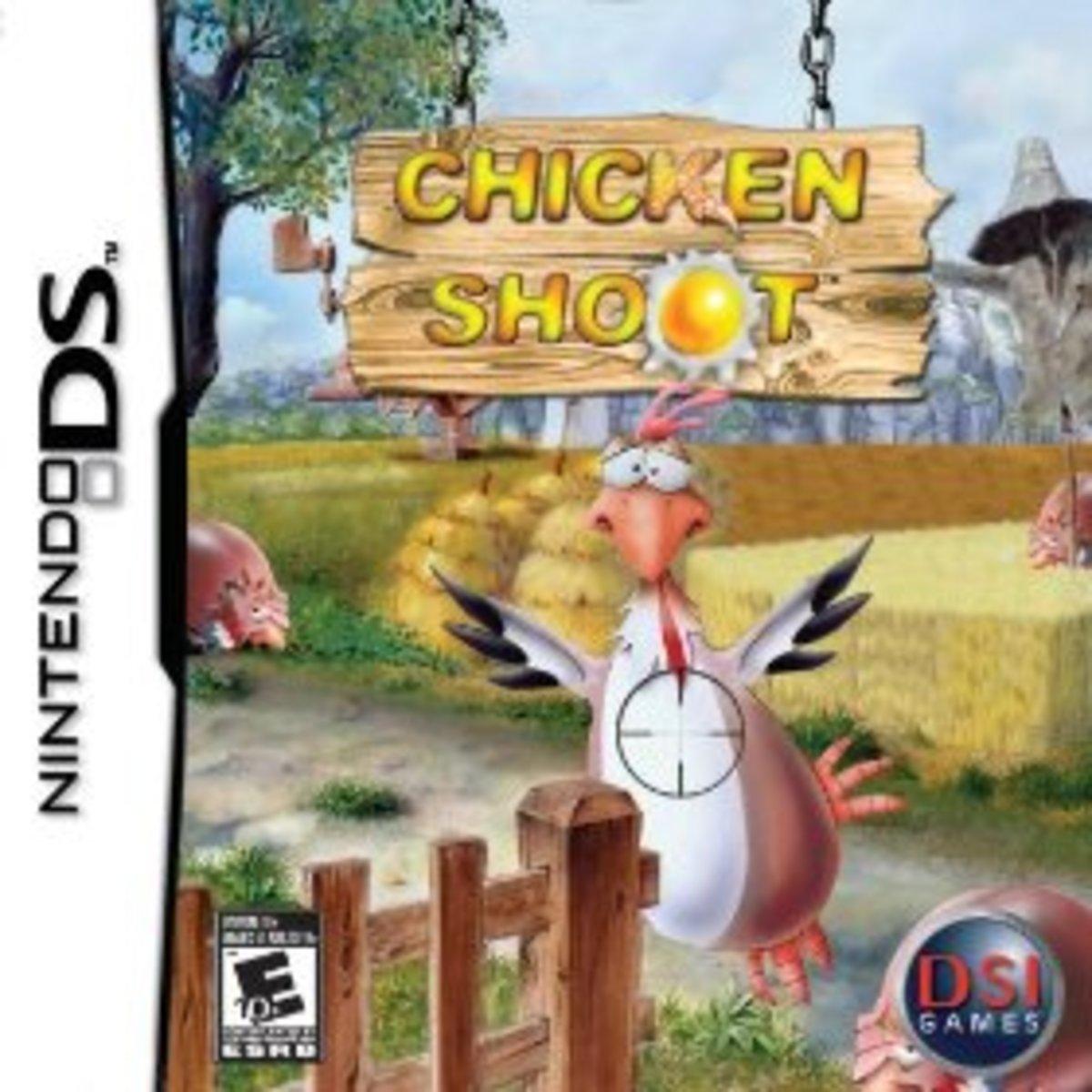 Best Childrens DSi Game Chicken Shoot