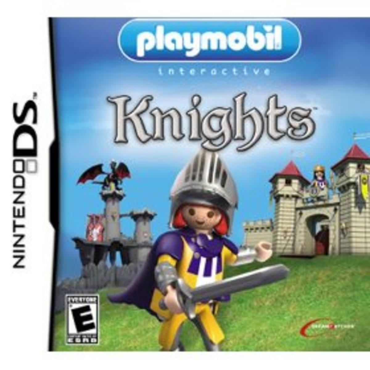 best DSi Kids game Playmobil Knights