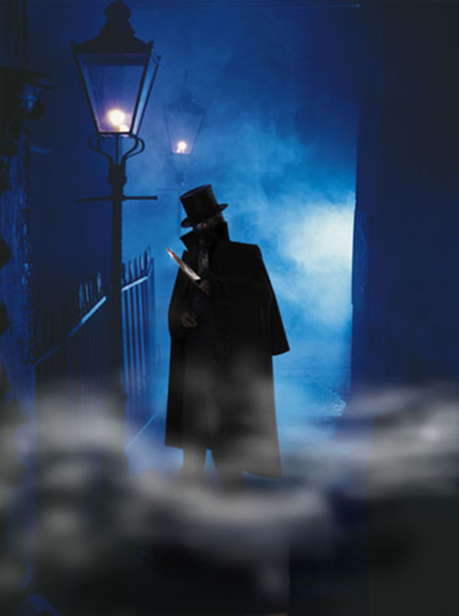 Jack The Ripper In America. Did Jack The Ripper Visit The United States?
