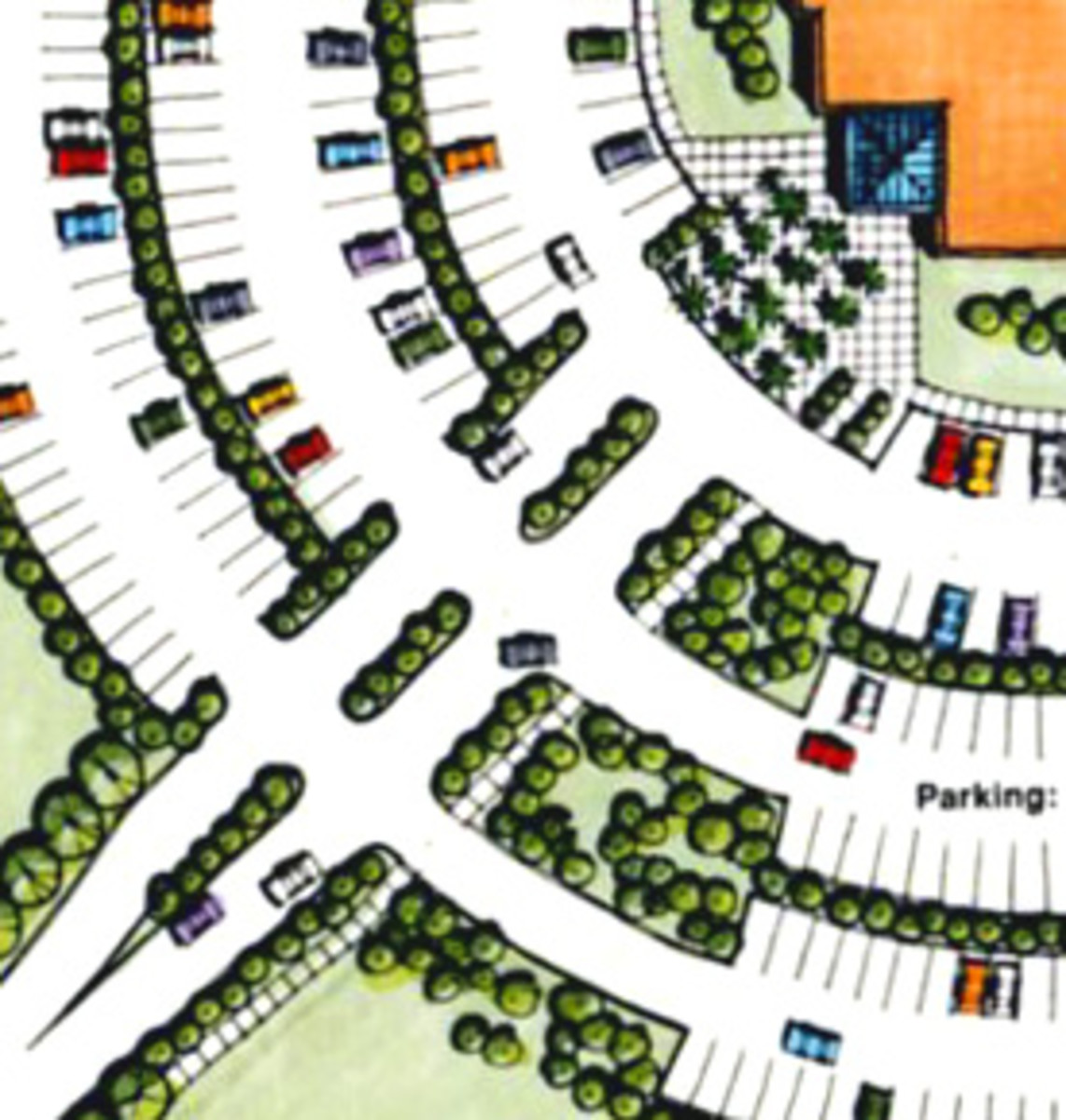 Designing Parking Lots