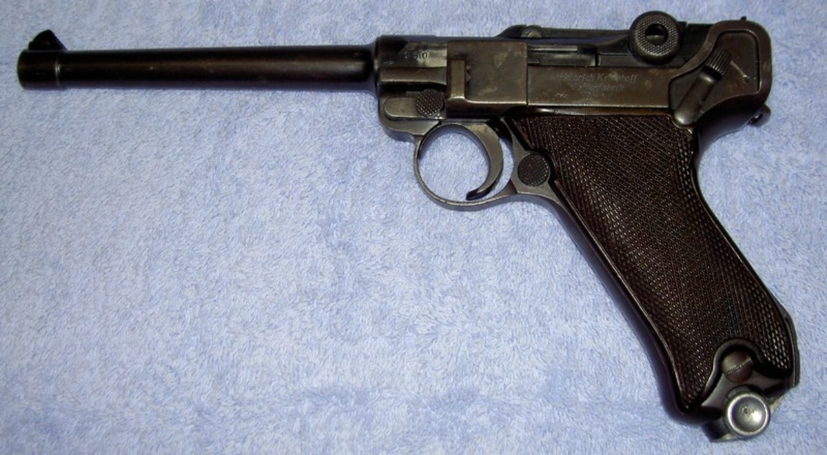 Parabellum Luger 9mm