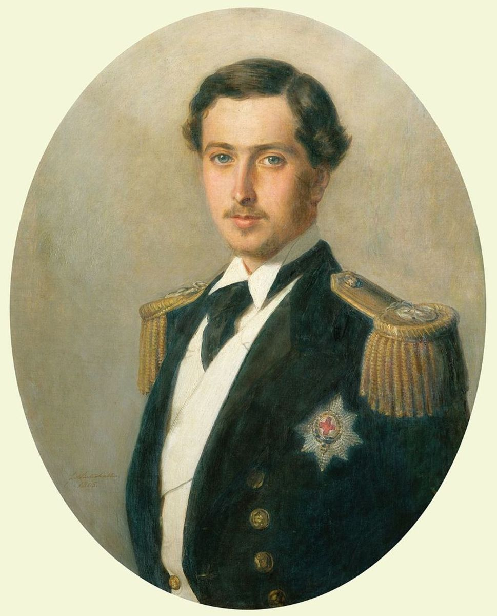 Alfred, Duke of Saxe-Coburg and Gotha