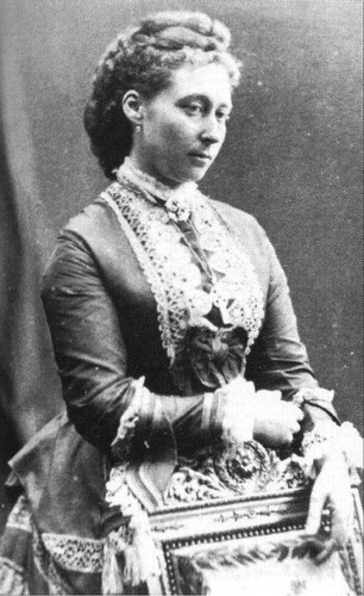 Princess Alice, Grand Duchess of Hesse and by Rhine
