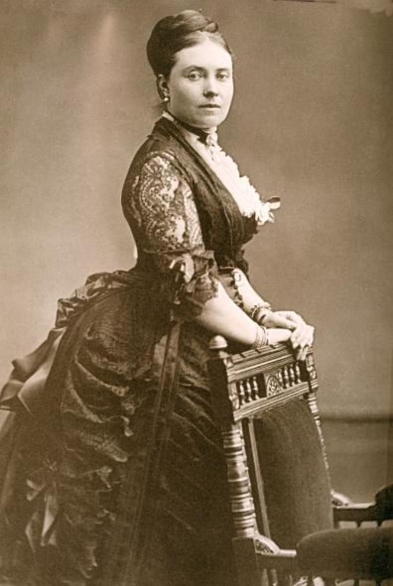 Princess Victoria, German Empress