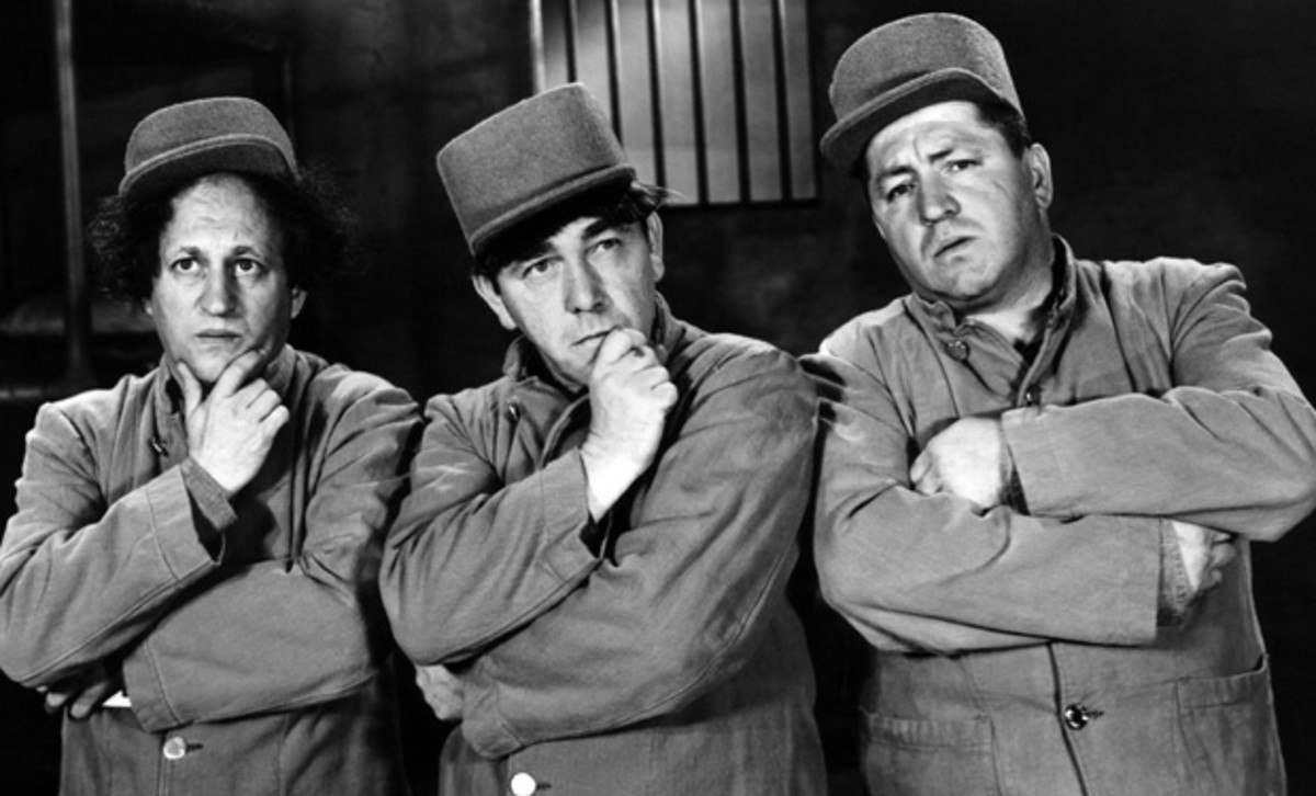 Why the Three Stooges Are a HIT with Me