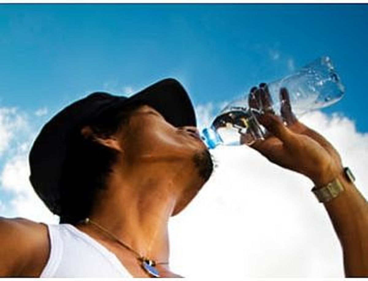 The Effects of Dehydration on Muscles