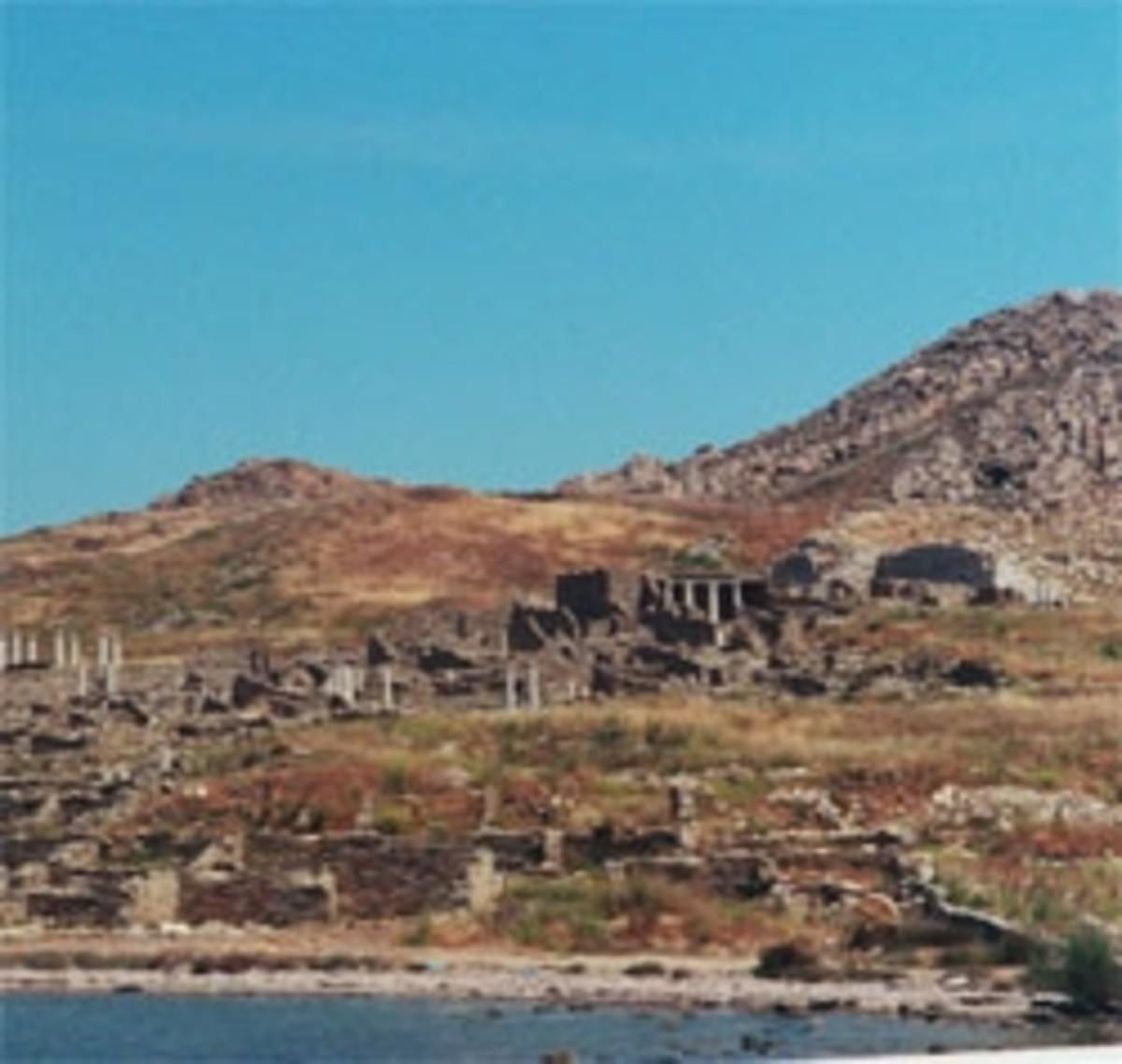 Delos Island, own photo