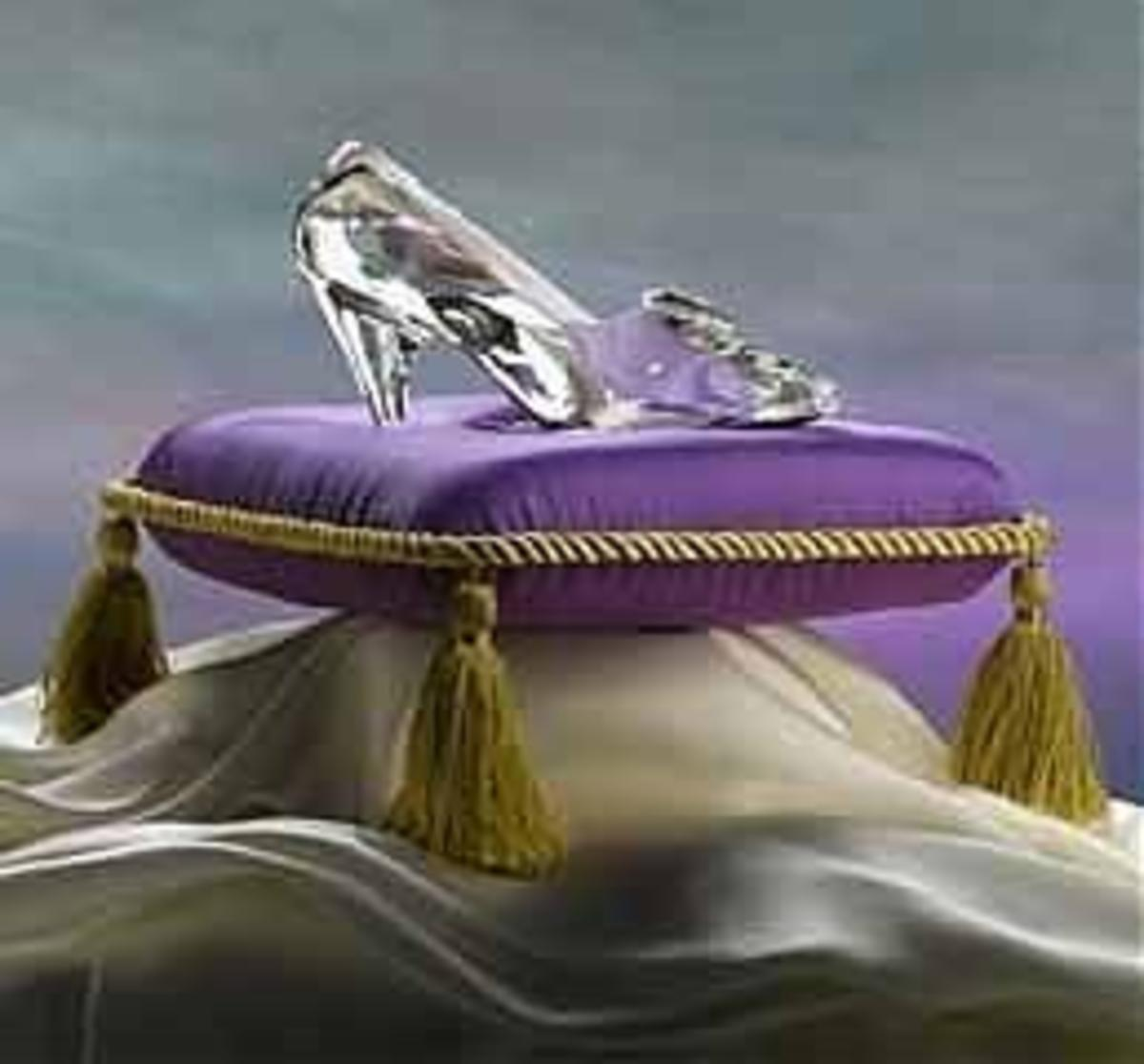~The Glass Slippers~
