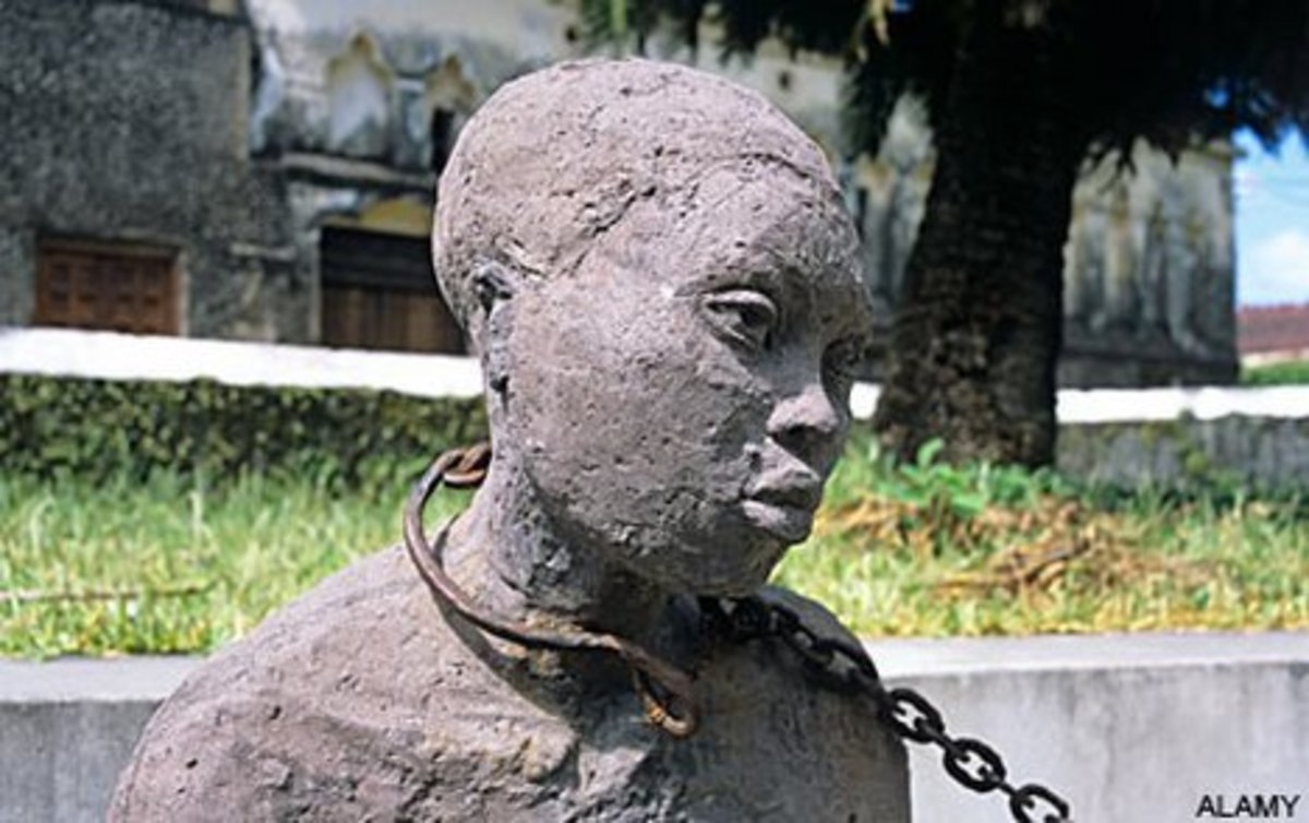 Zanzibar remembers the victims of slavery