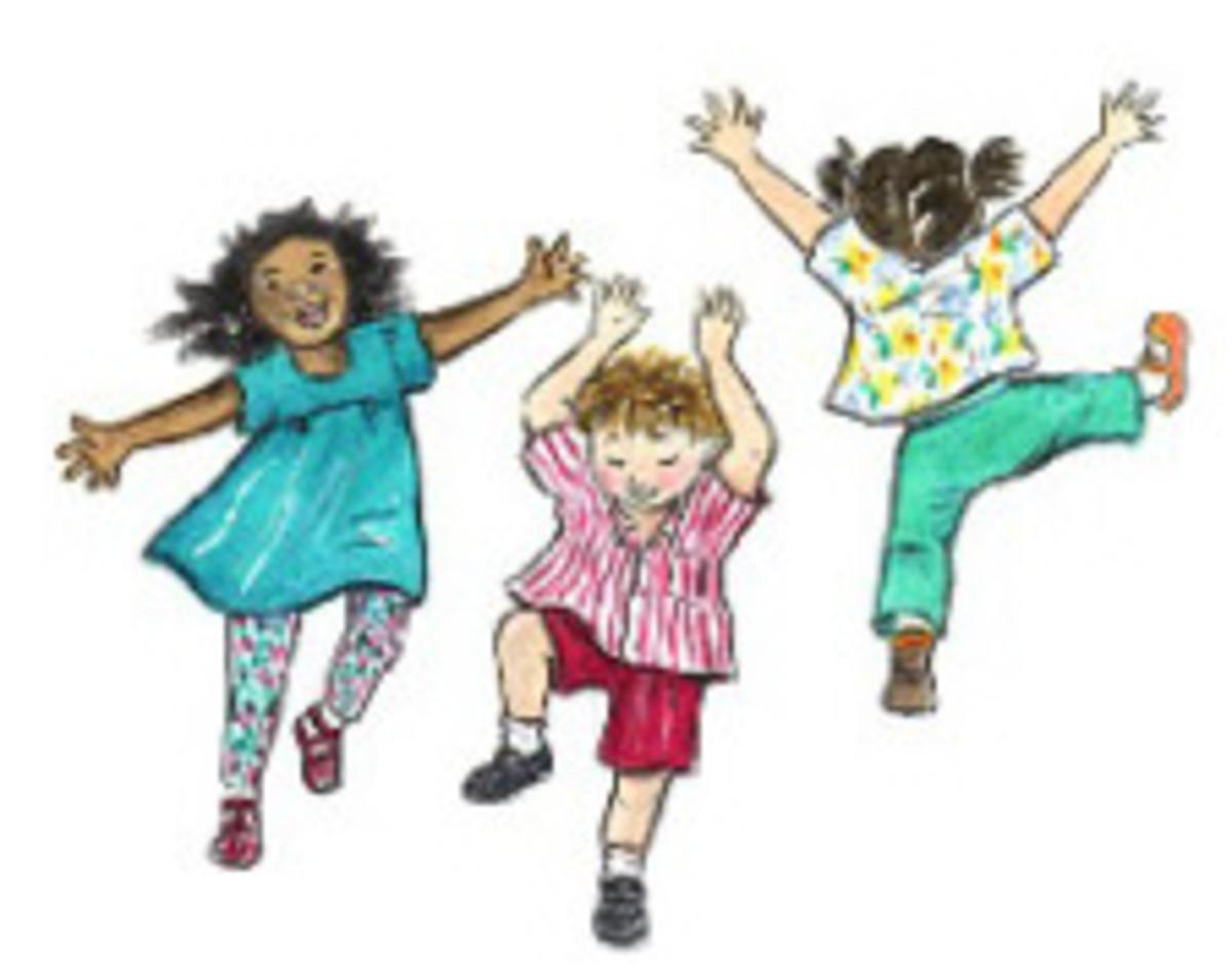 Preschool ESL Activities Based On TPR