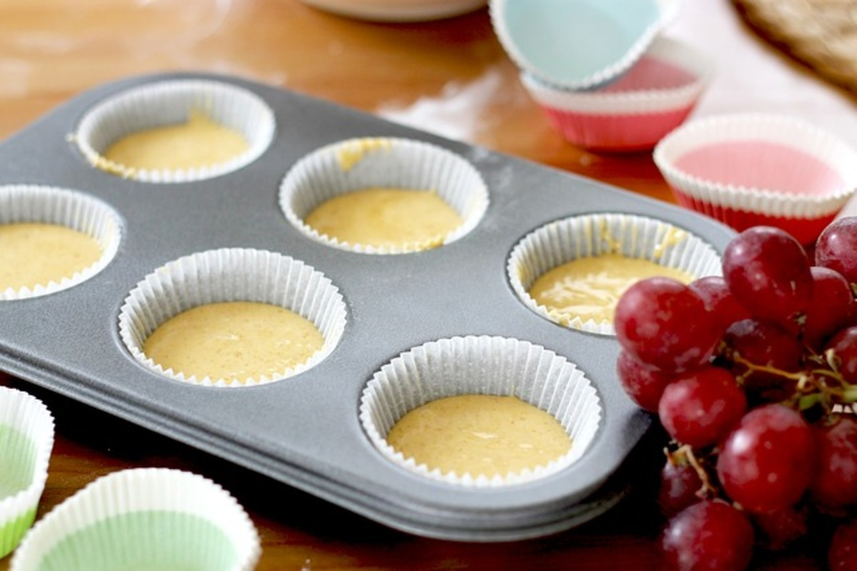 You can make larger muffins for larger dogs. Experiment with sizes.
